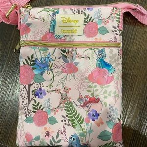 Disney/Loungefly Sleeping Beauty crossbody bag